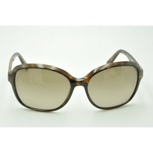 Prada SPS 18Q Sunglasses 2AU-1X1 Tortoise / Brown